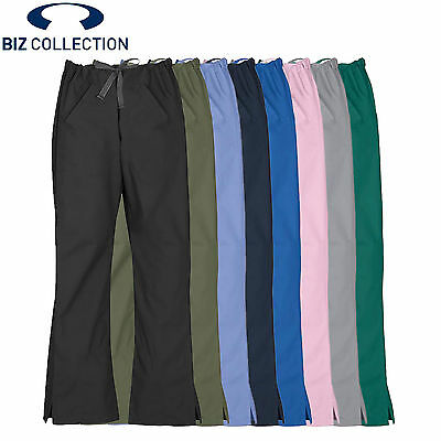 *NEW!* Biz Collection LADIES SCRUBS BOOTLEG PANT [ALL SIZES AND COLOURS]