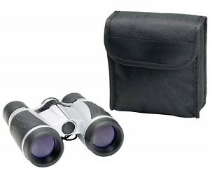 Magnacraft Compact 5x30 Binoculars - Neck Strap & Carrying Case With Belt Loop