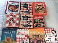 HUGE Lot Betty Crocker's - Better Homes & Garden Cookbooks Vintage Kids