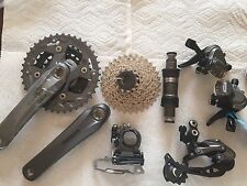 Shimano Alivio M4000 Groupset Set 27-speed 7pcs