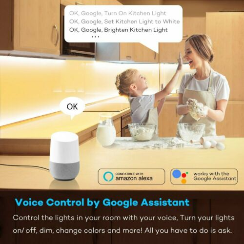 15A TUYA Smart Life Wifi 5050 WW//CW RGB RGBWW RGBCCT LED Controller for Alexa