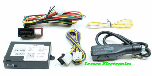 Rostra 250-9621 Complete Cruise Control Kit for 2012 Toyota Scion IQ w//Automatic