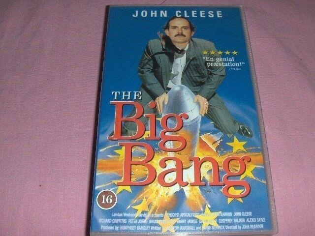 Komedie, VIDEO (VHS): THE BIG BANG, WHOOPS! APOCALYPSE
