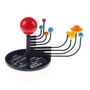 Kid-039-s-Educational-Toy-Explore-Nine-Planets-in-Solar-System-Teaching-Toys-Gift-DH