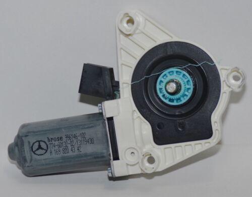 Mercedes W245 Window Regulator Motor Front Left A1698204342 Orig