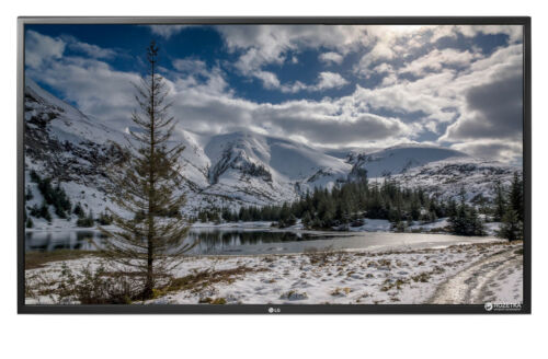 """1 of 1 - LG 49UH610V 49"""" Smart LED Ultra HD HDR LED 4K Feeview webos TV New Open No Stand"""