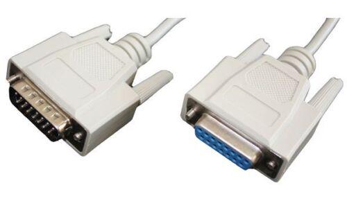 shiverpeaks BASIC-S 15 Pol Sub-D Kabel Kupplung Stecker