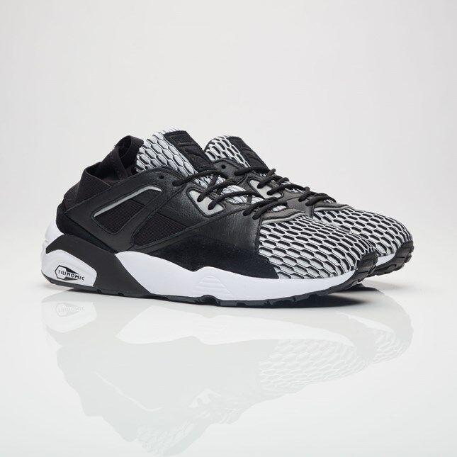 Puma B.O.G Sock Colorshift FM 364577-01 Black Men Comfortable Wild casual shoes