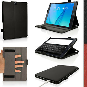 1bc46a4312 PU Leather Folio Case for Samsung Galaxy Tab S2 9.7