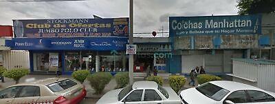 Renta Local con Altura 4m, Uso de Suelo Comercial, Zona Comercial Industrial...  191.4 m²