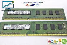 8GB KIT 2 x 4GB HP Compaq Pavilion P6606uk P6608f P6609it P6610f Ram Memory
