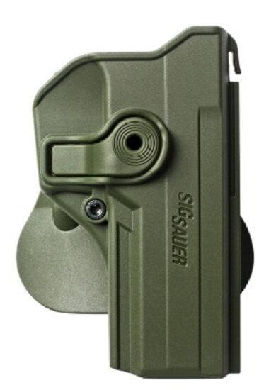 Z1060 IMI Defense Grün RH Roto Holster for Sig Sauer P250 Full Größe 9mm,.40,357