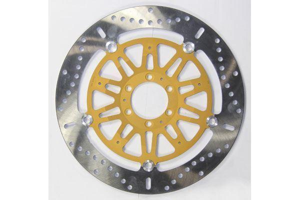 para DUCATI ST3S (ABS Modelo) (992cc) 06>07 EBC IZQUIERDO Delante OE