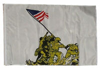 12x18 12x18 Battle Of Iwo Jima Sleeve Flag Garden