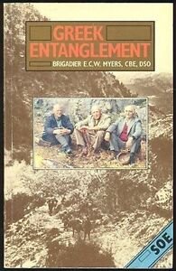 GREEK-ENTANGLEMENT-Myers-Behind-Enemy-Lines-WW2-BOOK