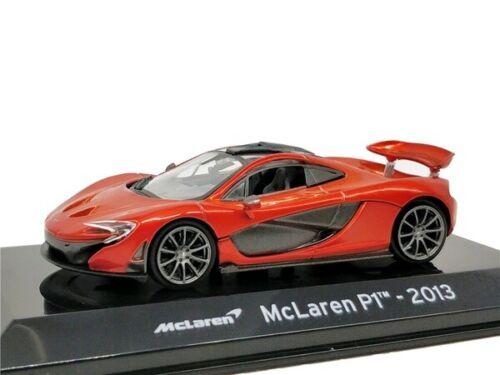 McLaren P1 2013-1//43 Voiture Miniature Car Supercar SC3