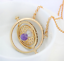 Harry-Potter-Time-Turner-Golden-Necklace-Hermione-Granger-Spin-Hourglass-Pendant miniature 7