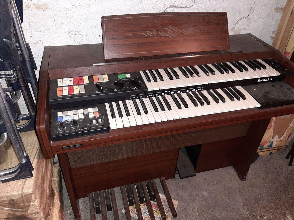 Elorgel, Technics Orgel