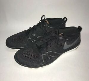 hot sale online e61c4 1294d Image is loading Nike-Womens-Free-TR-Focus-Flyknit-Training-Shoes-