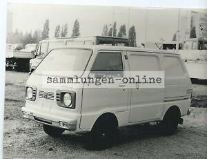 DAIHATSU-Transporter-Bus-Pressefoto-Fotografie-Auto-Foto-Lieferwagen