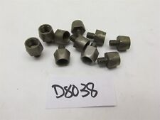 10 Pc Desoutter Atlas Copco Drill Spindle Adapter 14 28 To 38 24 D8038
