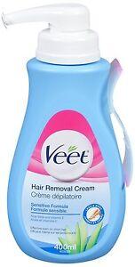 Veet Gel Hair Remover Cream Sensitive 13 5 Oz Pack Of 4 Ebay