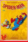 SPIDER-MAN TEAM UP T36 1980 Hardcover intégrale Panini spiderman # NEUF #