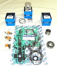 WSM Yamaha 60 / 70 Hp 3 Cyl. Power Head Rebuild Kit 100-255-10 OEM 6H3-11631-01