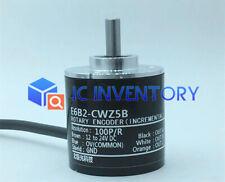 1PCS OMRON E6B2-CWZ5B 100P//R Rotary Encoder E6B2CWZ5B New In Box