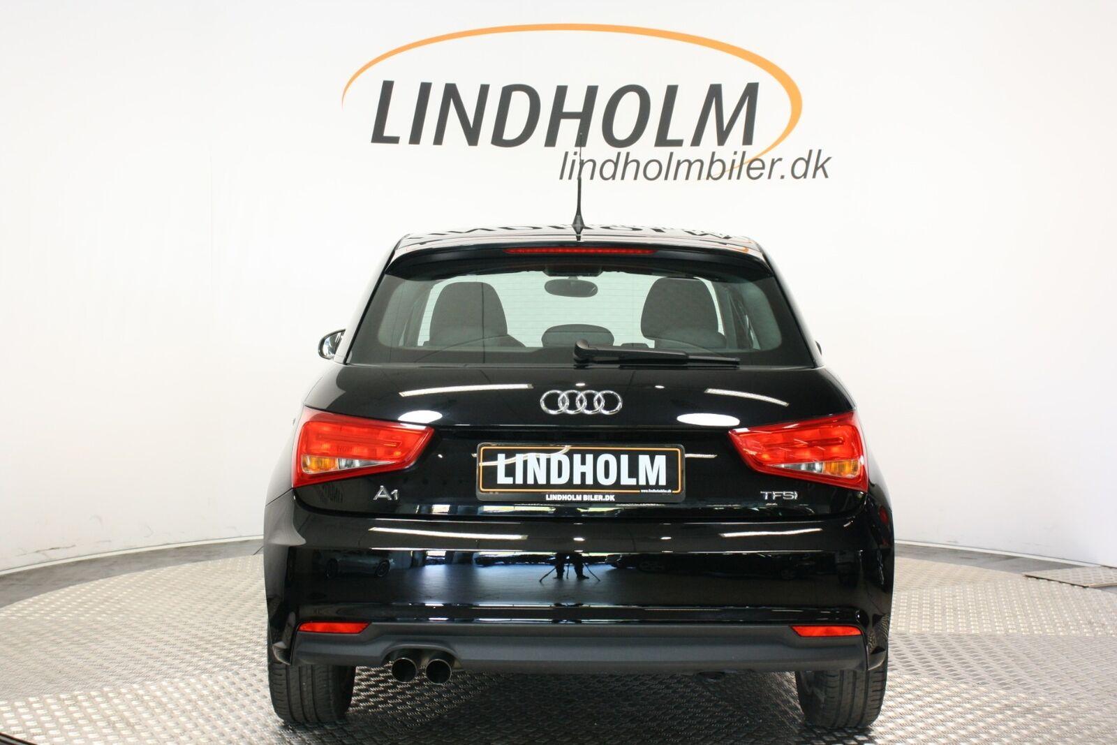 Audi A1 TFSi 125 SB S-tr.