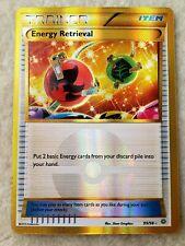 Secret Rare Energy Retrieval Pokemon XY Ancient Origins 99//98