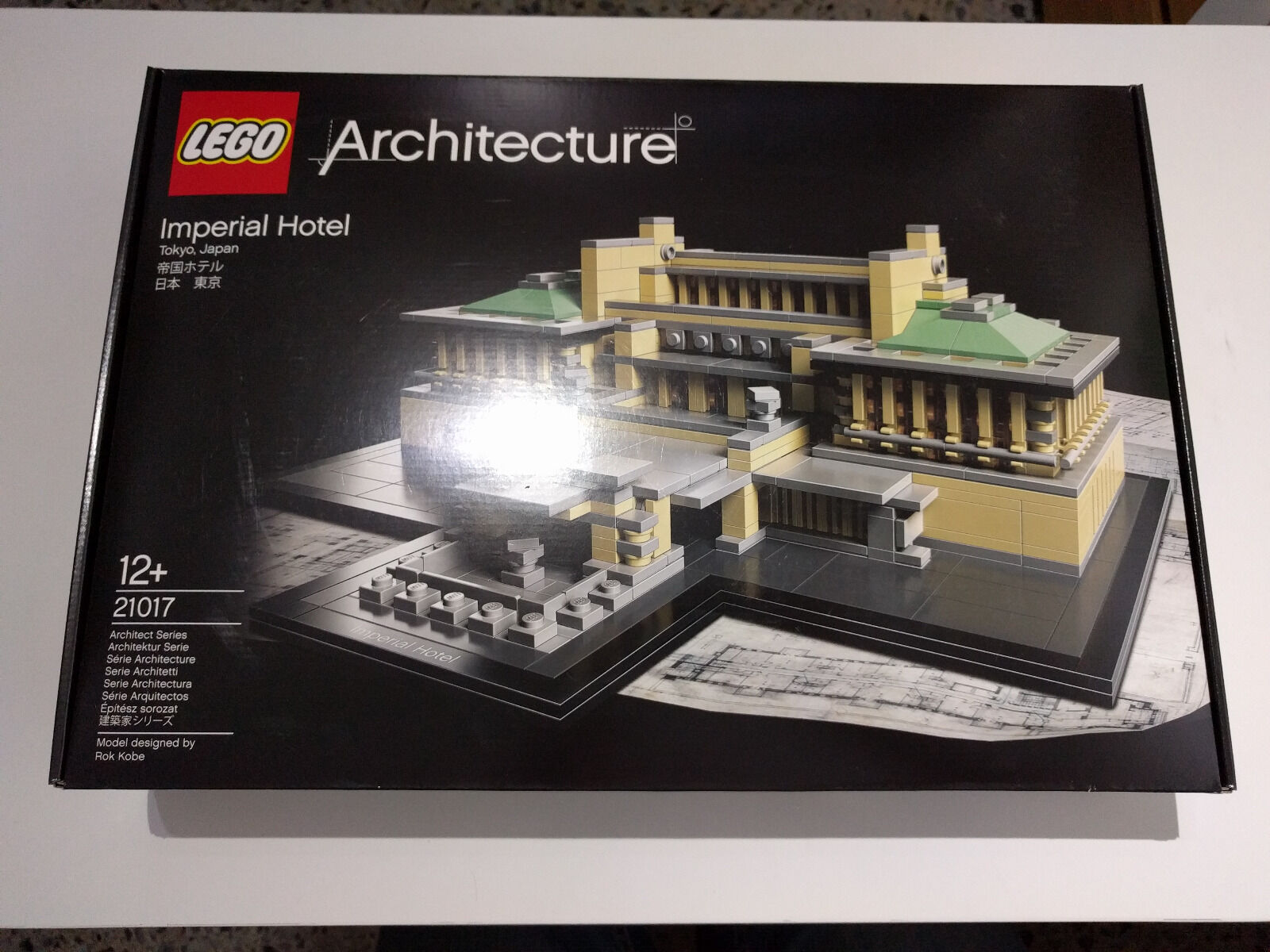 Lego 21017 Imperial Hotel / Hotel Imperial - Spanish