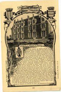 CPA Chateau de PLESSIS les TOURS - (227193)