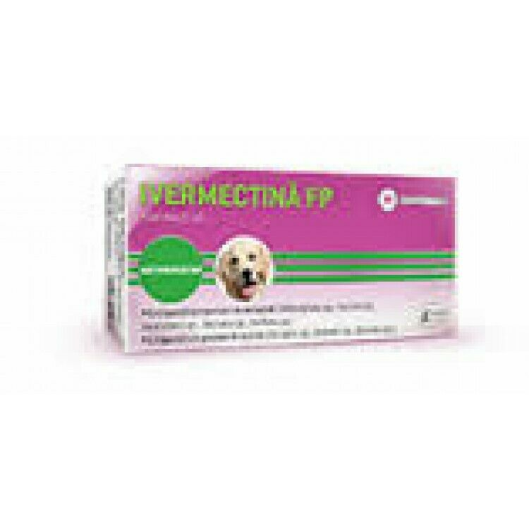 Ivermectin FP 3 mg 100 Tablets Antiparasitic for Scabies at DOGS