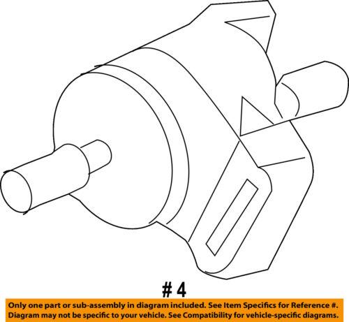 Chevrolet GM OEM 12-18 Sonic-Vapor Canister Purge Valve 55567453