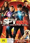 Spy Kids 4 - All The Time In The World (DVD, 2012)