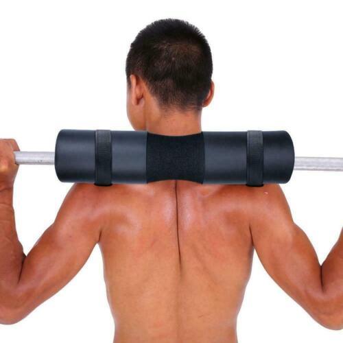 Barbell Pad Squat Bar Supports Weight Lifting Shoulder Up N1L1 Neck Neck-Pr V7N6