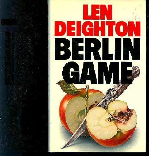 Berlin Game By Len Deighton. 9780091541903
