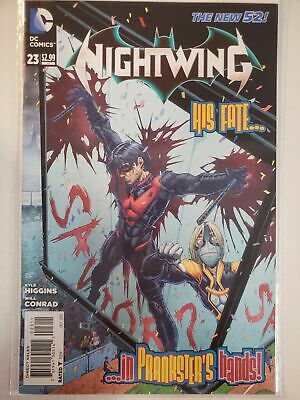 Nightwing #17 DC New 52 VF//NM Comics Book