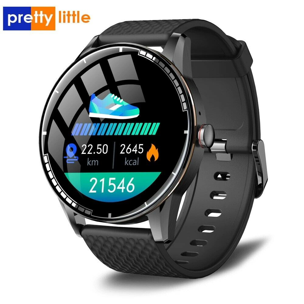 Smart Watch Men Bluetooth Sports Heart Rate Fitness Tracker For iOS Android  NEW