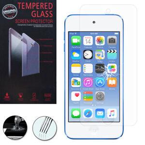 Film-Vitre-Verre-Trempe-Protecteur-d-039-ecran-Apple-iPod-Touch-6-6th-generation