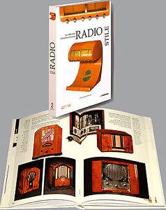 libro-RADIO-STILE-old-Antique-Radios-TSF-Wireless-Set-valvole-d-039-epoca-collezione