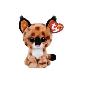 Ty Beanie Babies 37055 Boos Buckwheat the Lynx Boo Buddy 8421370559 ... 2fec11a8cc66