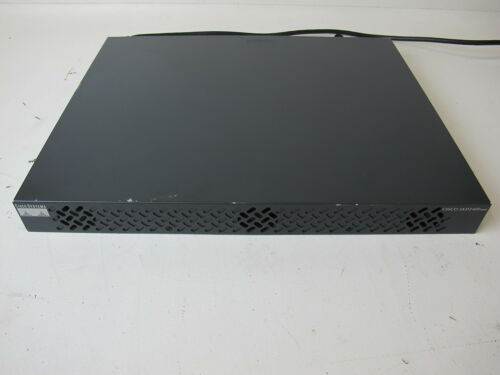 Cisco IAD2431-8FXS Integrated Access VOIP Router with Power Cord
