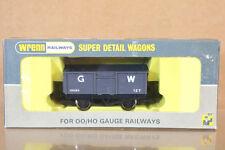 WRENN W5029 GW GWR STEEL SIDED MINERAL WAGON 110265 LONG BOX ni