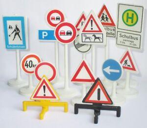 ++++++++++Playmobil Bau Verkehrsschild