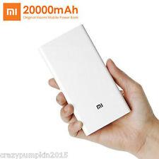 100% ORIGINAL Xiaomi Mi 20000 mAh / 20000mAh  Dual USB Port Universal Power Bank