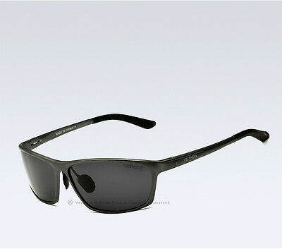 Veithdia	Mens UV400 Polarized Sunglasses Aviator Outdoor Driving Sports Glasses