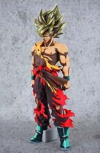SMSP Dragon Ball Z Super Saiyan Son Goku PVC Figure Toy Gift