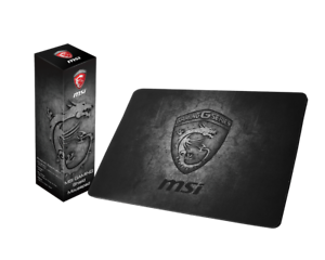 """MSI GAMING SHIELD MOUSEPAD Micro-texture surface Rubber Base 32x22cm 12.5/""""x8.6/"""""""